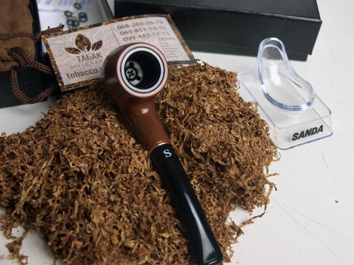 Курительная люлька из дерево на подарок