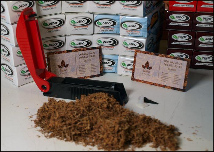 Ручная машинка для забивки табака «DEDO»