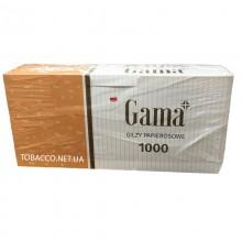 Сигаретные гильзы «GAMA» 1000 штук в упаковке!
