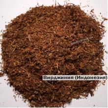 Табак «Вирджиния» из Индонезии - супер ароматный, ферментированный, полулапшой