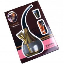 Курительная трубка (мини кальян) для сигарет и табака лапшой