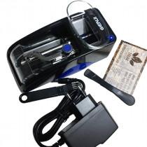 Электрическая машинка для сигаретных гильз (красная, синяя)