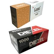 Сигаретные гильзы 1000 уже в наличии!